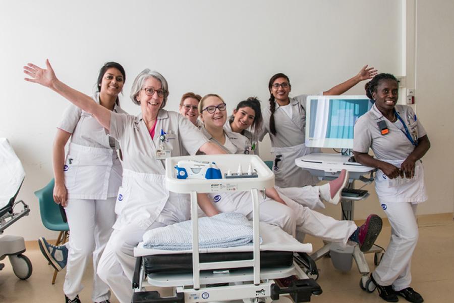 Verpleegkundige (32-36 uur per week)