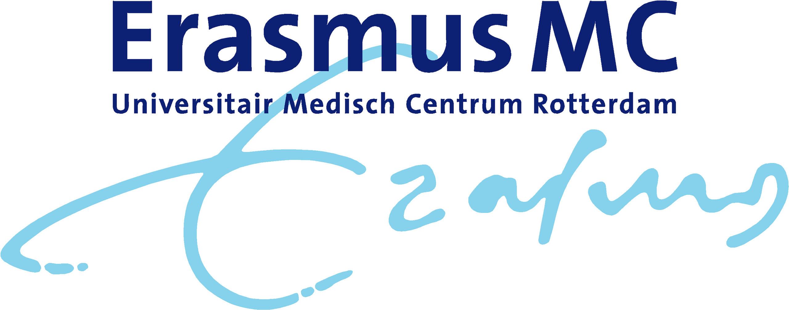 Erasmus ziekenhuis logo