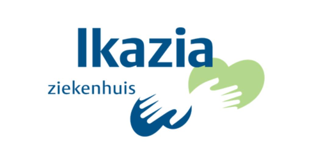 Ikazia ziekenhuis logo